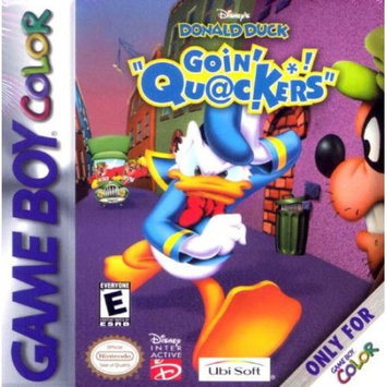 Game Boy Color Disney's Donald Duck Goin