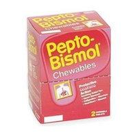 Pepto-Bismol, Chewable Tablet, 262mg, PK48