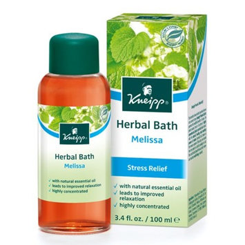 Kneipp Herbal Bath, Muscle Smoothing, Juniper, 3.38 fl. oz. [Muscle Smoothing, Juniper]