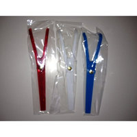 Flossaid Dental Floss Holder - 3 Pack (Assorted Colors)