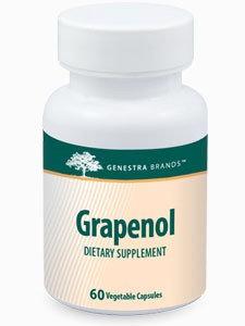 Grapenol 60 caps by Seroyal - Genestra
