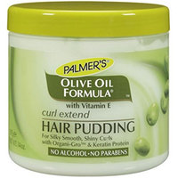 Palmer's Olive Oil Formula Curl Extend Hair Pudding, 14 oz (Pack of 6)