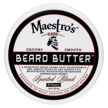 Maestro's™ Classic Beard Butter Spirited Blend