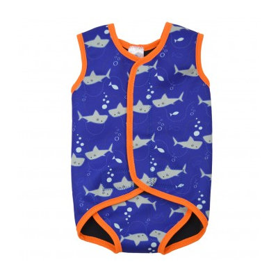 Splash About Baby Wrap Shark - Medium