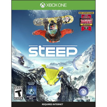 Ubisoft Production Annecy Sarl Steep - Pre-Owned (Xbox One)