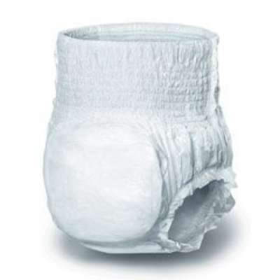 Medline Protection Plus Classic Protective Underwear, Small, 20-28