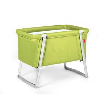 Baby Home Dream Portable Crib Lime