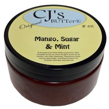 The Original CJ's BuTTer (Coconut Lime Dream, 12 oz. tub)