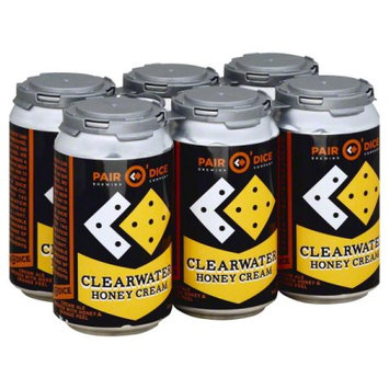 Pair O Dice Brewing Pair O Dice Clearwater Honey Crm 6/12c