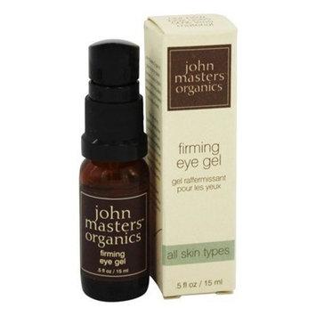 Eye Gel Firming - 0.5 oz. by John Masters Organics (pack of 1)