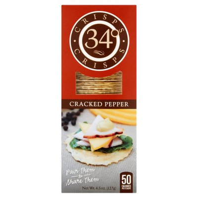 Wal-mart Stores, Inc. Flat Out Good Cracked Pepper Crispbread, 4.5 oz