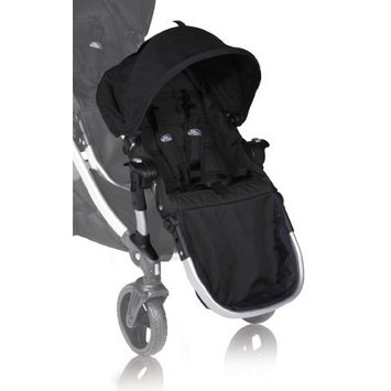Baby Jogger City Select Second Seat Kit, Onyx (Discontinued by Manufacturer)