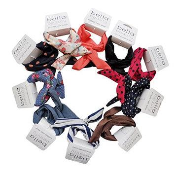 Bella Beauty Fashion Hair Wraps- 19 STYLES