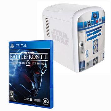 Cokem Battlefront 2 Deluxe Edition PS4 R2D2 Fridge Bundle(PS4)