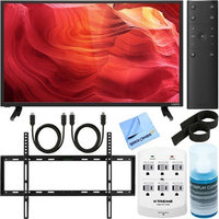 Vizio E55-D0 - 55-Inch 120Hz SmartCast E-Series LED HDTV + Ultimate Wall Mount Bundle