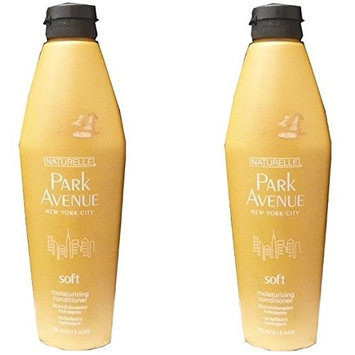 [ LIMITED PACK OF 2] NATURELLE PARK AVENUE CONDITIONER SOFT Moisturizing 10.1 FL.OZ : Beauty