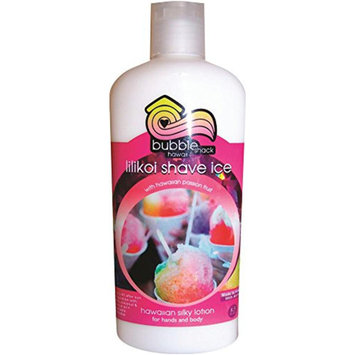 Hawaii Bubble Shack Kukui Body Lotion Lilikoi Shave Ice 2 Bottles