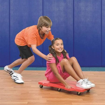Spectrum 2-Person Scooter (set of 2)-Orange and Purple