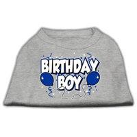 Mirage Pet Products 20-Inch Birthday Screen Print Shirts, 3X-Large [Boy Screen Print]