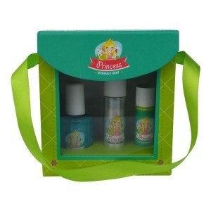 Priti Princess Gift set for Girls Mermaid Mint by Pure Anada