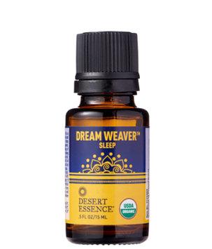 Essential Oil Organic Dream Weaver Desert Essence 0.5 oz Oil