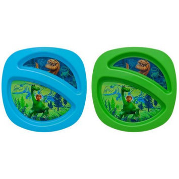 The First Years Disney The Good Dinosaur Toddler Sectioned Plate Y10542A1