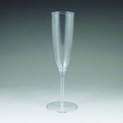 Maryland Plastics Lumiere PKG-LU00105 5 oz. Champagne 1 Piece 8 Count Box Pack Of 3