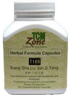 Xiang Sha Liu Jun Zi Tang 100 vcaps by TCMzone