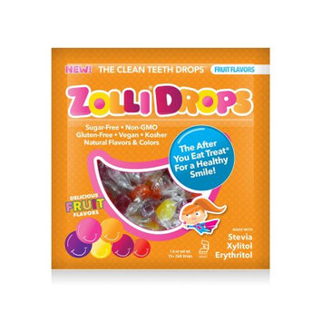 Zollipops Zolli Drops, Variety Pack, 15 Ct