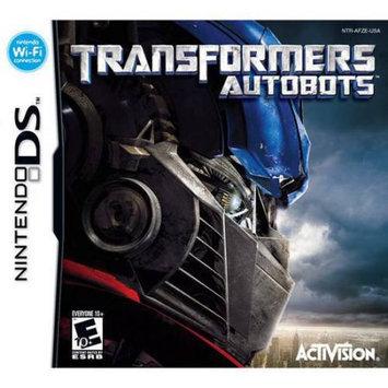 Blizzard Entertainment Activision 047875839526 Transformers War for Cybertron: Autobots for Nintendo DS