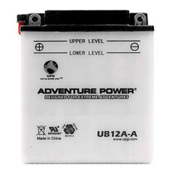 Upg 42001 Ub12A-A Conventional Power Sports Battery