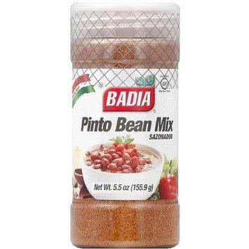 Badia Pinto Bean Mix, 5.5 oz, (Pack of 12)