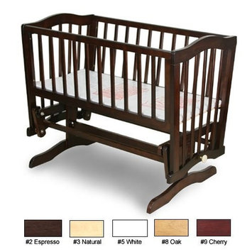 Mary Gliding Cradle - Natural