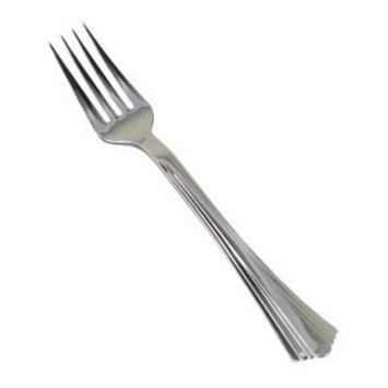 Reflections / Silver Disposable Forks 20/pk