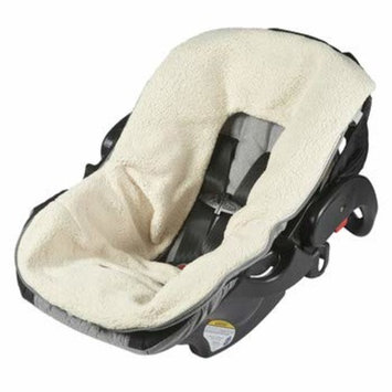 JJ Cole - Original Bundleme, Canopy Style Bunting Bag to Protect Baby from Cold and Winter Weather in Car Seats and Strollers, Graphite, Infant [Infant]