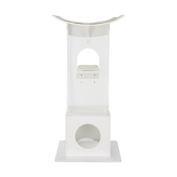 Elegant Home Fashions Cat Tree Box with Toy Rack
