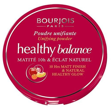 BOURJOIS HEALTHY BALANCE COMPACT FACE POWDER 9g - 52 VANILLE by Bourjois