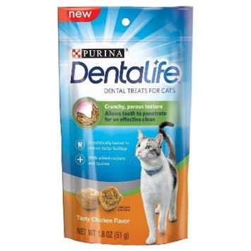 Purina DentaLife Chicken Flavor Dental Cat Treats