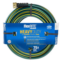 WaterWorks Watering Equipment FlexRITE 5/8 in. dia. x 75 ft. Water Hose WWFXT58075
