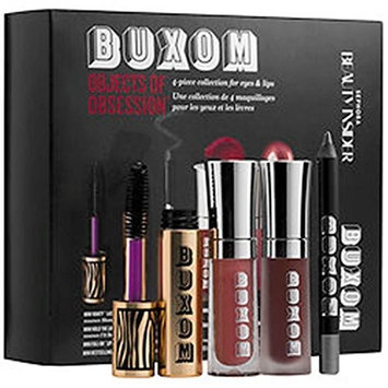 Buxom Objects of Obsession ~ 4 Piece Collection for Eyes & Lips by Buxom