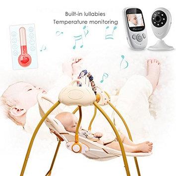 2.4GHz Wireless digi tal Baby Monitor Camera Audio Video 2.4