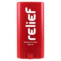 Body Glide Relief Muscle Pain Relief Balm 0.5 oz