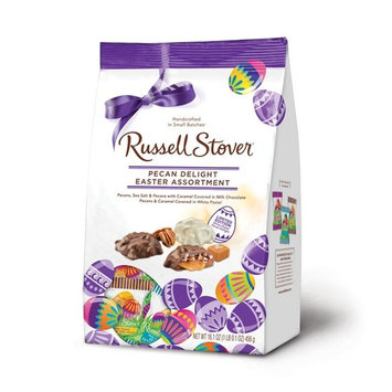 Russell Stover Pecan Delight Easter Assortment, 16 oz. Bag