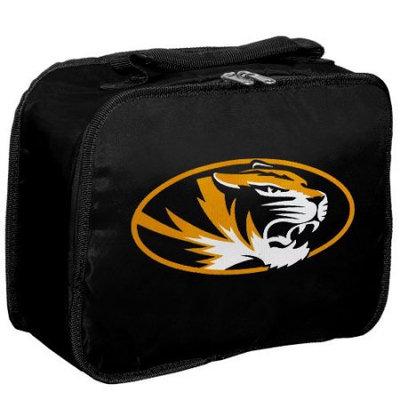 Missouri Tigers Black Lunch Box Concept One Accessories