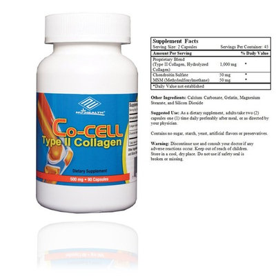 Co-Cell Type II Collagen (90 Capsules)
