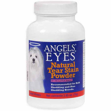 ANGELS's Eyes Natural Tear Stain Eliminator Remover, Vegetarian Recipe with Sweet Potato, 150-Gram