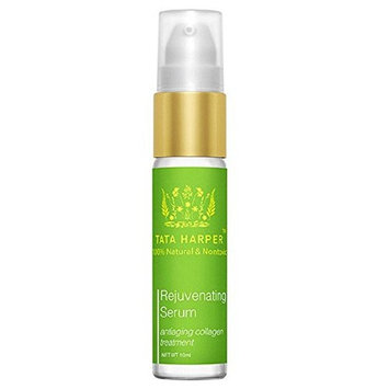 Tata Harper Rejuvenating Serum Face Facial Cream .33 Ounce Mini Travel Size Unboxed