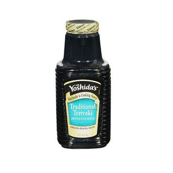 Mr Yoshida's Traditional Teriyaki Sauce, Distinctive Blend, 56 Fl Oz