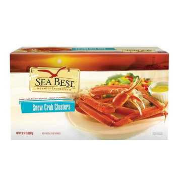 Sea Best Snow Crab Clusters, 2 Pound