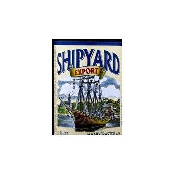 Shipyard Export Ale, 5.1% ABV, 12 oz bottles, 6 pk